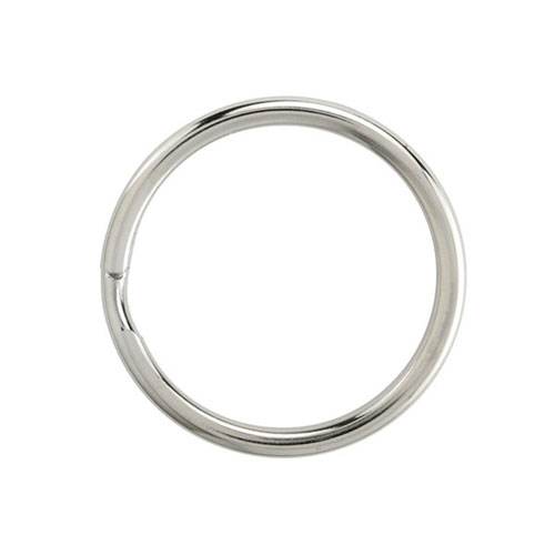 "1-1/16"" Round Edge Non-Heat Treated Split Rings - 1000pk (6920-1025) Image 1"