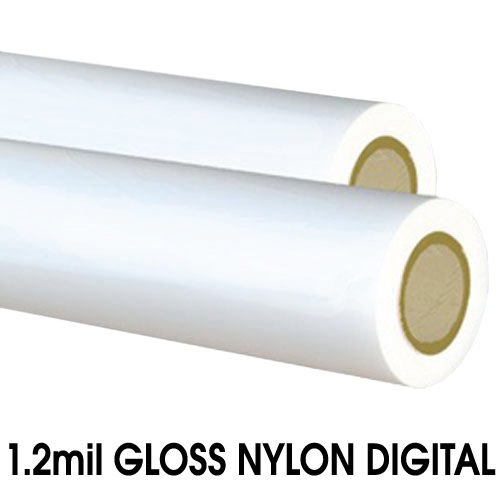 1.2mil Gloss Nylon Digital Lay Flat Laminating Film (CBDLF12DG-1) Image 1