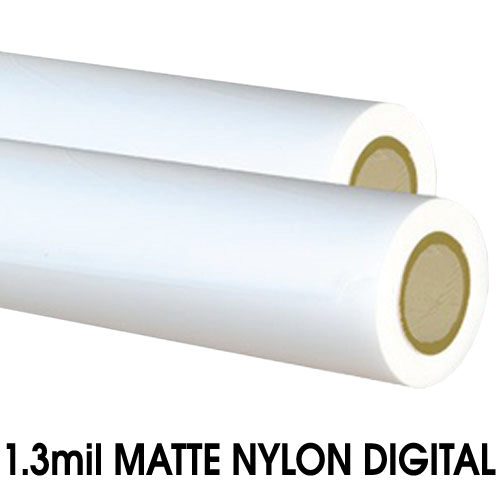 "1.3mil Matte Nylon Digital Lay Flat Laminating Film - 18.5"" x 1000' (CBDLF131851000DM-1) Image 1"