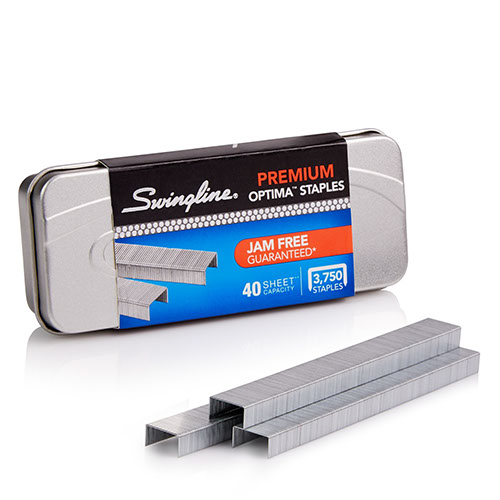 "Swingline 1/4"" Staples Optima Premium (SWI-35556) Image 1"