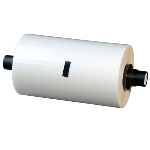 "Fujipla ALM Laminator One-Sided Roll Film - 1.2mil Gloss Nylon 12.6"" x 984' (1 Set) (SINGLE30GLOSS)"