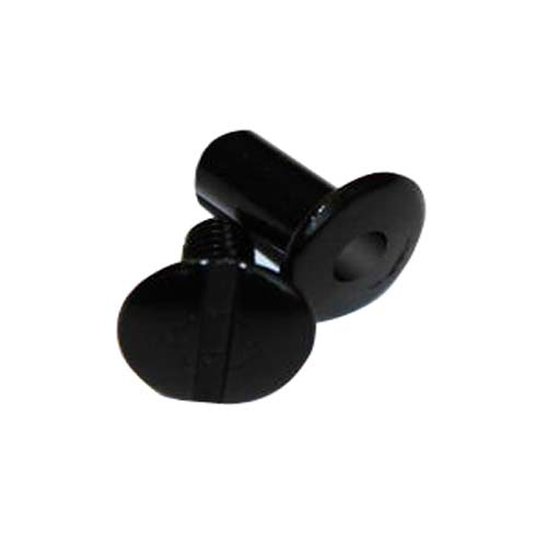 Black Binding Screw Image 1