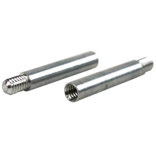 "1"" Aluminum Screw Post Extensions - 100pk"
