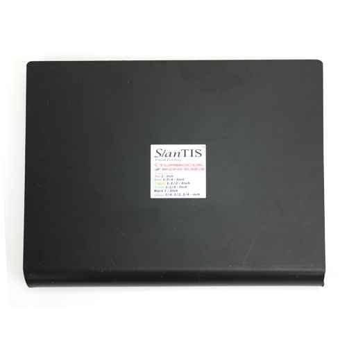 1 inch Black SlanTIS Coil Binding Sleeve (SL-100)