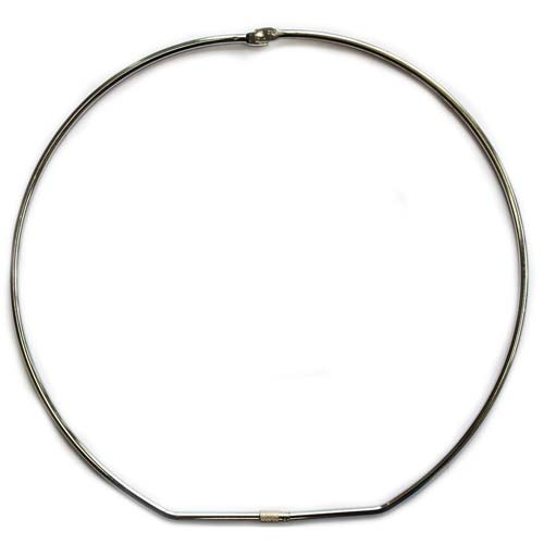 "10"" Metal Screw Lock Rings - 10pk (MYSL010) Image 1"