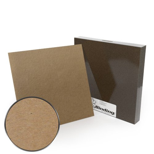 "10"" x 10"" 18pt Chipboard Covers - 25pk (MYCB10X10-18) Image 1"