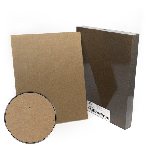 "10"" x 13"" 98pt Chipboard Covers - 25pk (MYCB10X13-98) - $56.43 Image 1"