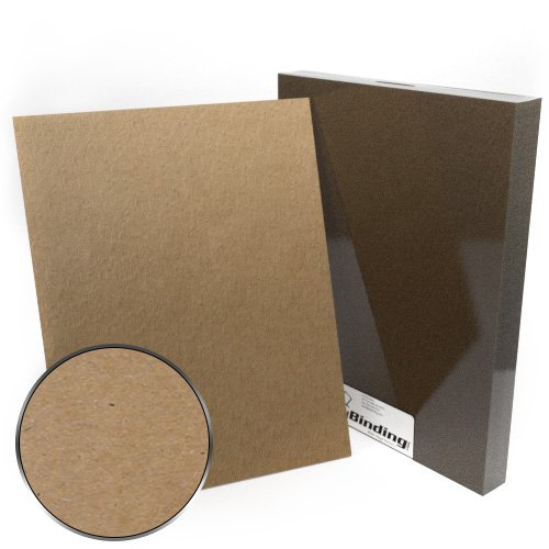 "11"" x 14"" 35pt Chipboard Covers - 25pk (MYCB11X14-35) Image 1"
