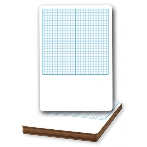 Graph Dry Erase Lap Boards Image 1