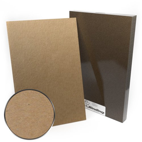 "11"" x 17"" 98pt Chipboard Covers - 25pk (MYCB11X17-98) - $56.43 Image 1"