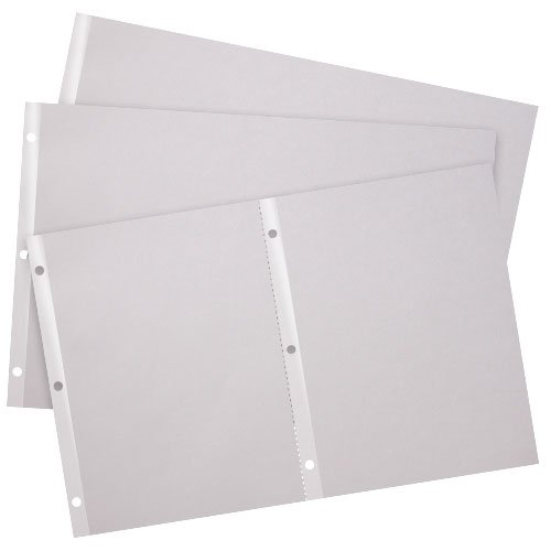 "Docucopy 24lb 11"" x 17"" Reinforced Edge Paper (DOC2411X17REP)"