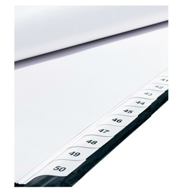 "Avery 1-25/TOC Legal 14"" x 8.5"" Style Collated Dividers (AVE-11371) - $2.01 Image 1"