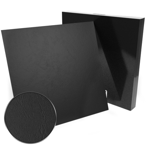 "12"" x 12"" Grain Paper Binding Covers - 100pk (MYGR12X12) Image 1"