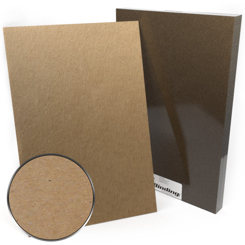 """12"""" x 18"""" 98pt Chipboard Covers - 25pk (MYCB12X18-98), Covers Image 1"""