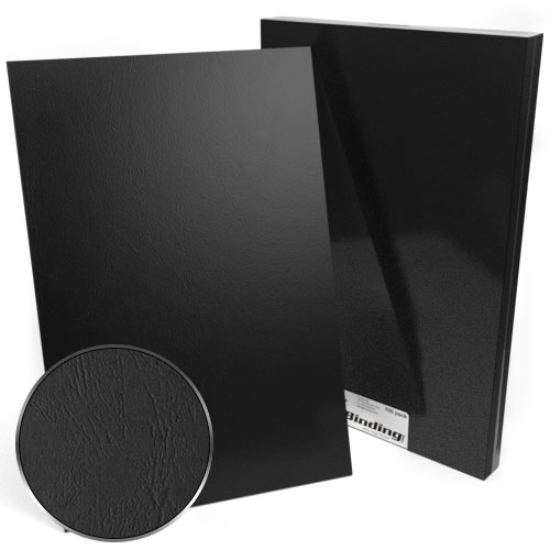 "12"" x 18"" Grain Paper Binding Covers - 100pk (MYGR12X18) Image 1"