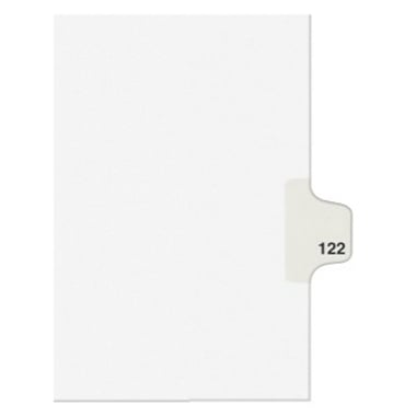 Avery R Individual Legal Index Style Dividers (AVE-01418) Image 1