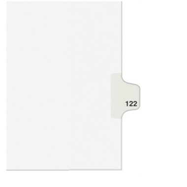 Avery S Individual Legal Index Style Dividers (AVE-01419) - $2.75 Image 1
