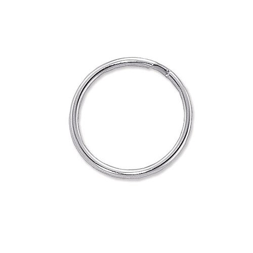 "15/16"" Round Edge Heat Treated Split Rings - 1000pk (6920-0095) Image 1"
