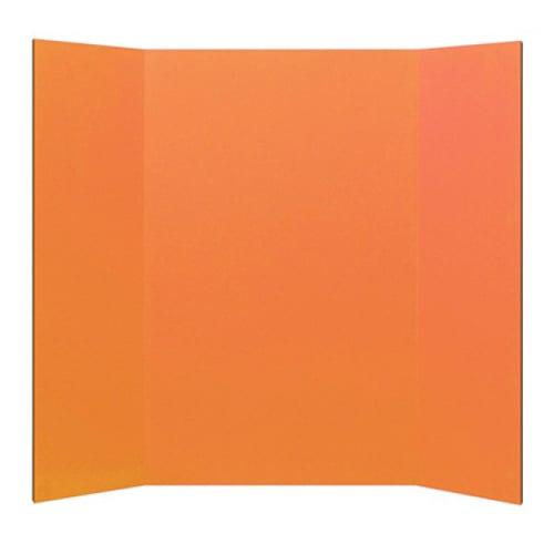 Flipside 1-Ply Orange Corrugated Project Boards (FS-1PLYORANGE) Image 1