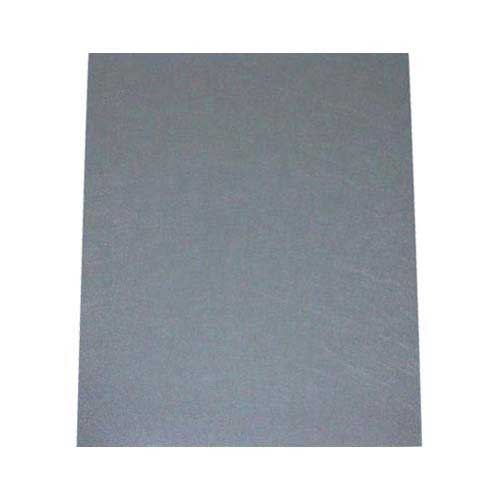 "16mil Gray Leather Grain Poly 5.5"" x 8.5"" Covers (50pk) (AKCLT16CSGY01) Image 1"
