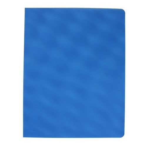 "16mil Holographic 3D Blue 5.5"" x 8.5"" Covers (50pk) (AKCHG16CSBLT2H) Image 1"