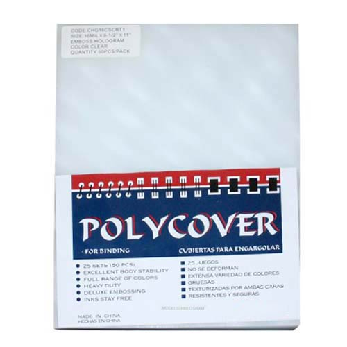Holographic Covers Poly Image 1