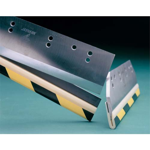 17.5 Inch Heavy Duty Plastic Knife Guard for Paper Cutter Blades (JH-KG1004) Image 1