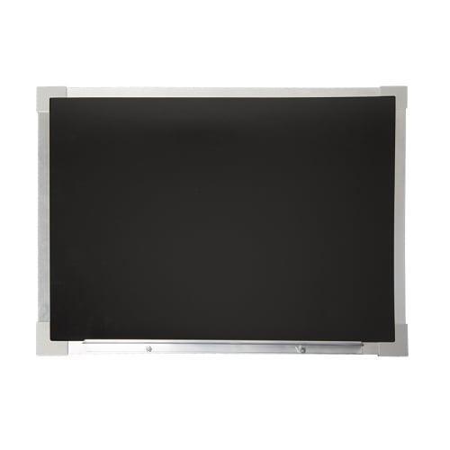 """Flipside 24"""" x 36"""" Aluminum Framed Black Dry-Erase Board (FS-17931), Brands Image 1"""
