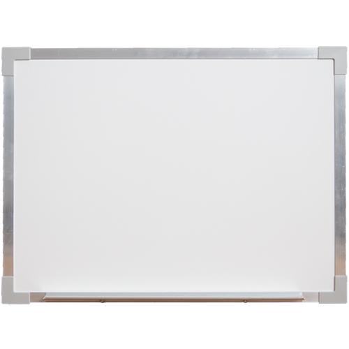 """Flipside 24"""" x 36"""" Aluminum Framed White Dry-Erase Board (FS-17631) Image 1"""
