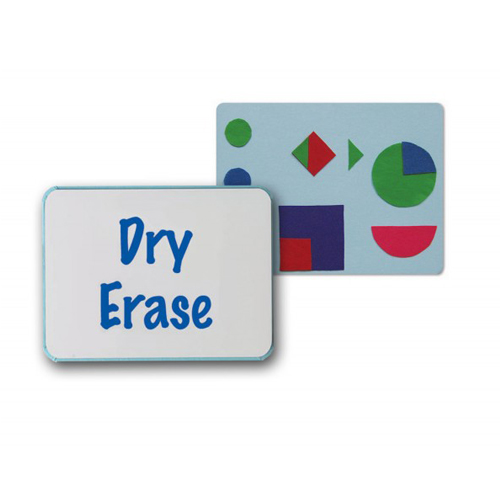 Flipside Two-Sided Flannel/Dry-Erase Boards (FS-TSFLDR) Image 1