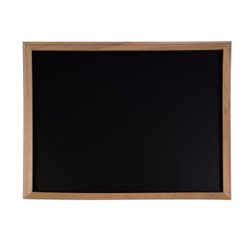 Flipside Wood Framed Black Chalkboards (FS-WFBLACK) Image 1