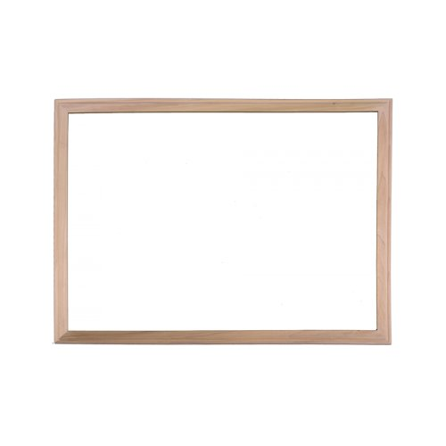 "Flipside 18"" x 24"" Wood Framed Magnetic Steel Dry-Erase Board (FS-17720), Brands Image 1"