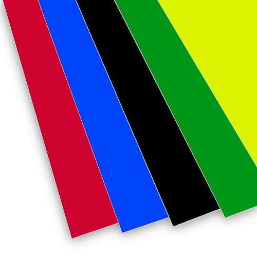 "Flipside 20"" x 30"" Assorted Colored 3/16"" Thick Foam Board Sheets - 10pk (FS-20320) - $40.47 Image 1"