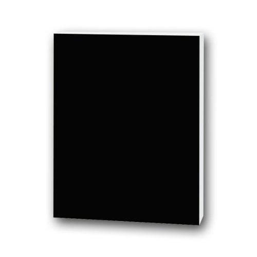 """Flipside 20"""" x 30"""" Black 3/16"""" Thick Foam Board Sheets - 25pk (FS-20335) - $95.64 Image 1"""