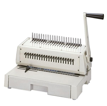 Plastic Comb Binding Machine Supplies Image 1