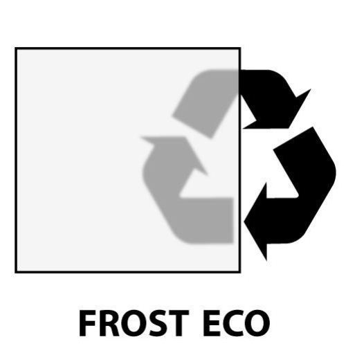 Eco Friendly Frost Recycled Poly Covers Image 1