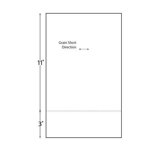 White Performance Office Papers 24 Lb Horizontal Image 1