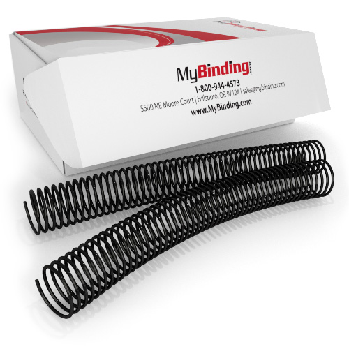 28mm Spiral Coil Binding Supplies Image 1