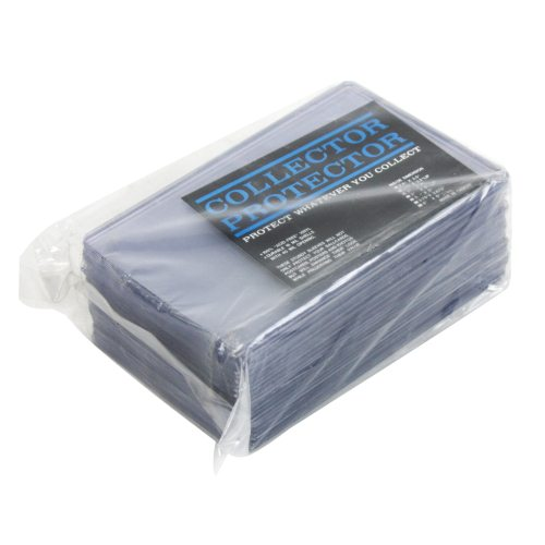"3"" x 5"" Print Protector Display Sleeve - 25pk (TPHX3X5)"