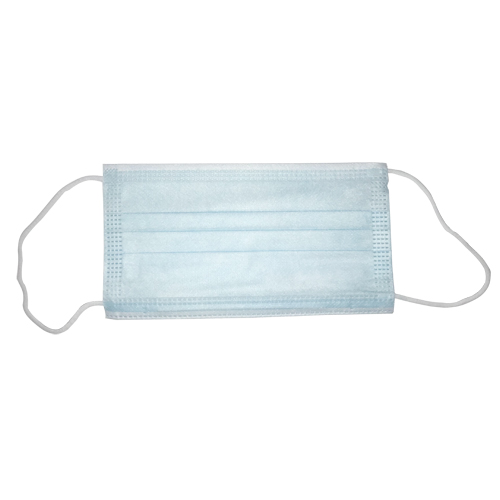 3-Layer Disposable Face Masks - 50/Box (MIS-DFM)
