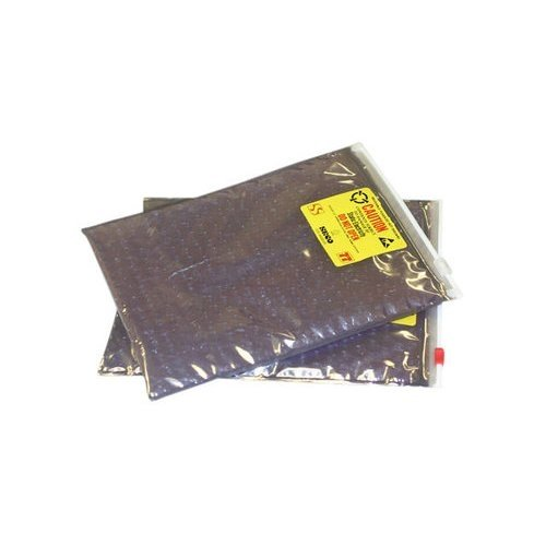 "SealerSales 8.25"" x 7.5"" 3-Layer Metallized Shielding Cushion Pouches with Slider Zipper - 250pk (SZB773-0807-250) Image 1"