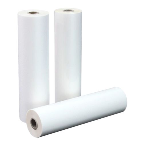 "3 Mil PlatinumPET Gloss Low Melt Laminating Film 18"" x 250' - 1"" Core (2 Rolls) (MYLFPGL1180000250) Image 1"
