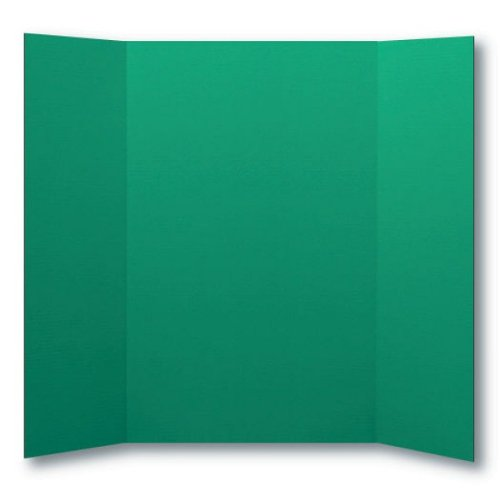 "Flipside 36"" x 48"" Green Foam Project Boards - 24pk (FS-30088) Image 1"