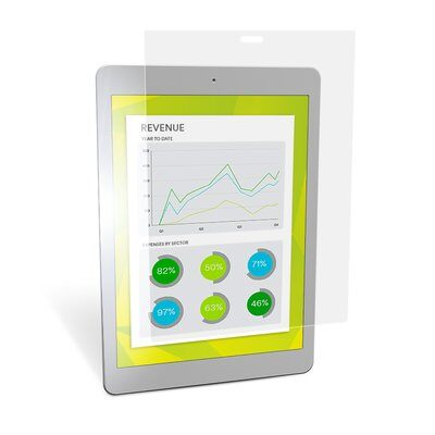3M Anti-Glare Screen Protector for Apple iPad Air 1/Air 2 Anti Glare (NVAG830864), Brands Image 1
