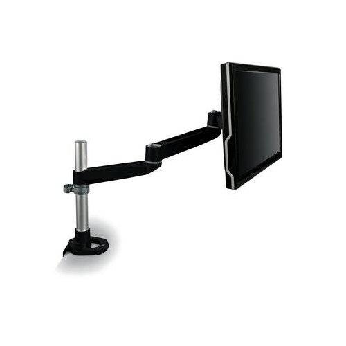 3M Dual-Swivel Monitor Arm (Black) (MA140MB) Image 1