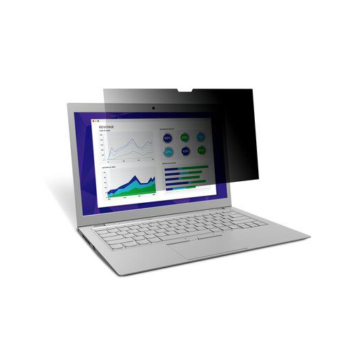 """3M Privacy Filter for Dell 13.3"""" Infinity Display Laptop with COMPLY Attachment System (PFNDE008), Brands Image 1"""
