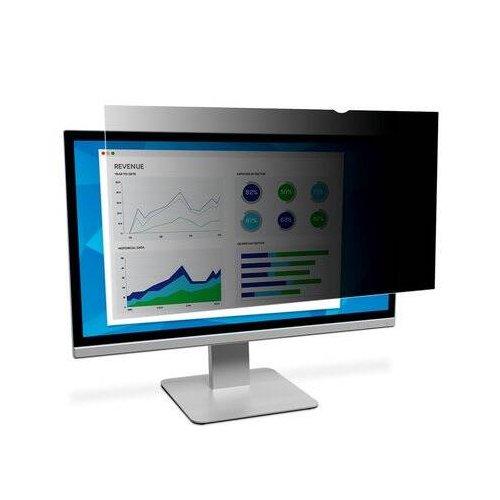 "3M Privacy Filter for 19.5"" Widescreen Monitor (16:9 aspect ratio) (PF195W9B), Brands Image 1"