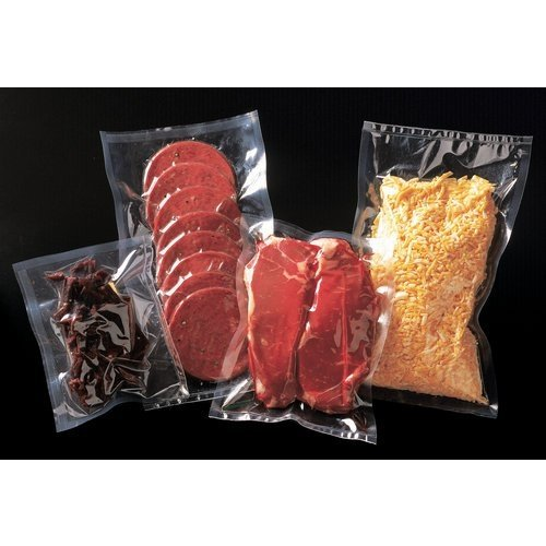 SealerSales 3mil Clear Vacuum Bags w/ Tear Notch (SS-VB), Packaging Equipment Image 1