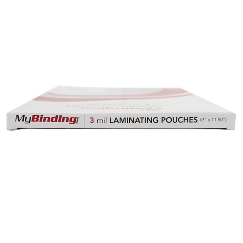 3MIL-Letter-9-x-11-5-Laminating-Pouches-229mm-x-292mm-100pk-Free-Shipping