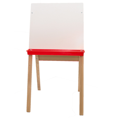 "Crestline 48"" x 24"" Adjustable Height Dry-Erase/Chalkboard Easel (CL-17335) - $45 Image 1"